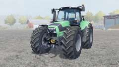 Deutz-Fahr Agrotron M 620 front loader for Farming Simulator 2013