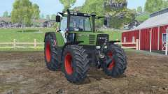 Fendt Favorit 515C Turbomatik moving elements for Farming Simulator 2015