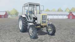 MTZ-82.1 Belarus with light gray color for Farming Simulator 2013