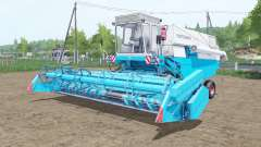 Fortschritt E 516 wheels selection for Farming Simulator 2017