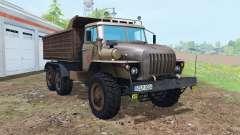 Ural-5557 6x6 for Farming Simulator 2015