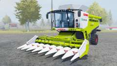 Claas Lexion 770 TerraTrac for Farming Simulator 2013