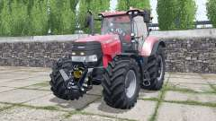 Case IH Puma 200 ƇVX for Farming Simulator 2017