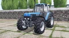 New Hollanɗ 8340 for Farming Simulator 2017