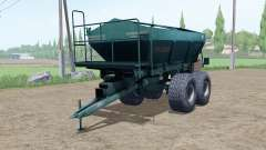 RU-7000 for Farming Simulator 2017