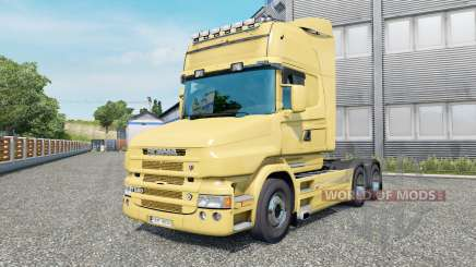 Scania T580 6x4 Topline v2.2.4 for Euro Truck Simulator 2