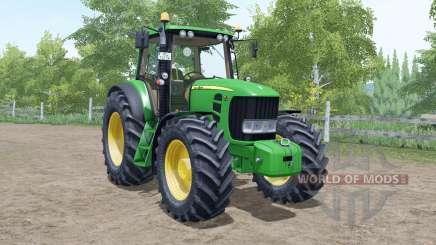 John Deere 7030 Premium for Farming Simulator 2017