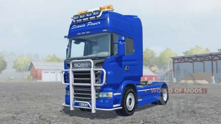 Scania R560 Topline for Farming Simulator 2013