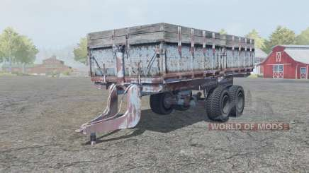PTS-9 grayish-blue color for Farming Simulator 2013