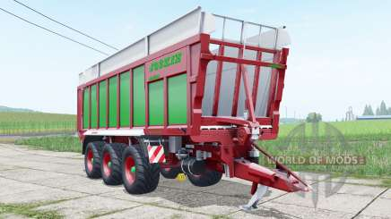Joskin Drakkar 8600 well read for Farming Simulator 2017