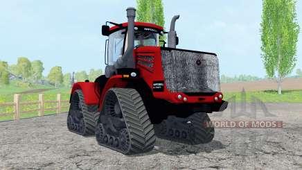 Kirovets K-744R3 crawler modules for Farming Simulator 2015