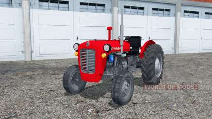 IMT 533 DeLuxe 4x2 for Farming Simulator 2015