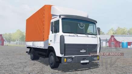 MAZ-4370 Zubrenok for Farming Simulator 2013