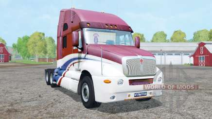 Kenworth T2000 6x6 for Farming Simulator 2015