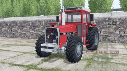 IMT 5136 DeLuxe 4WD for Farming Simulator 2017