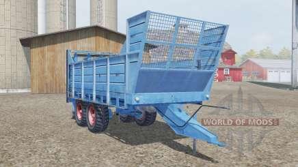 Fortschritt T088 change bodywork for Farming Simulator 2013