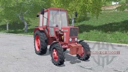 MTZ-82 Belarus for Farming Simulator 2017