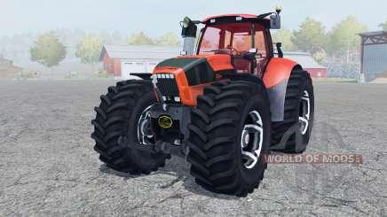 Deutz-Fahr Agrotron X 720 new paint for Farming Simulator 2013