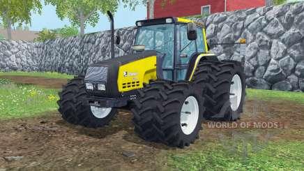 Valmet 6400 moving elements for Farming Simulator 2015