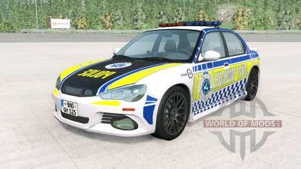 Hirochi Sunburst Australian Police v0.4 for BeamNG Drive