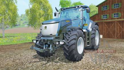 JCB Fastrac 8280 iroko for Farming Simulator 2015