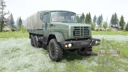 ZIL-4334 for MudRunner