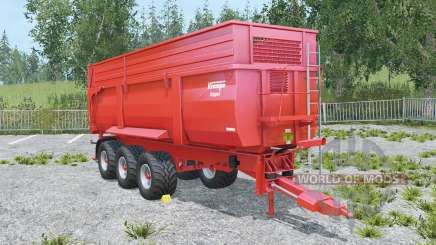 Krampe Big Body 900 S for Farming Simulator 2015