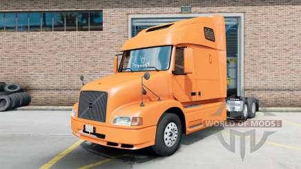 Volvo VNL 660 6x4 for American Truck Simulator