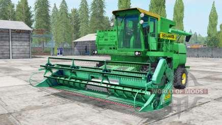 Don-1500B light green color for Farming Simulator 2017