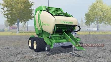 Krone Comprima V180 XƇ for Farming Simulator 2013