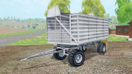 Conow ꞪW 80 for Farming Simulator 2015