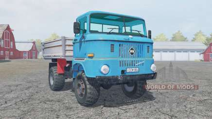 IFA W50 LA kipper for Farming Simulator 2013
