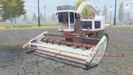 KSK-100 dark brown color for Farming Simulator 2013