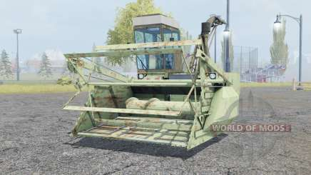 Fortschritt E-281 tana for Farming Simulator 2013