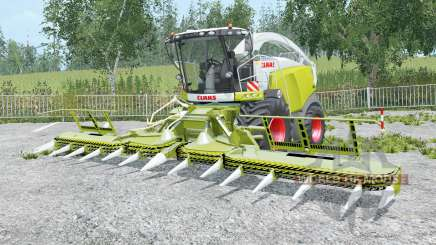 Claas Jaguar 980 bird flower for Farming Simulator 2015