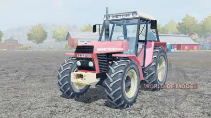Zetor 8145 moving elements for Farming Simulator 2013