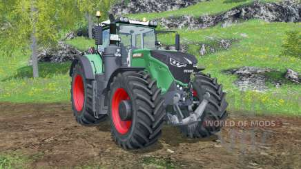 Fendt 1050 Vario real dimension for Farming Simulator 2015