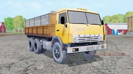 KamAZ-55102 6x4 for Farming Simulator 2015