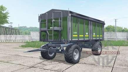 Brantner Z 18051 wide tyres for Farming Simulator 2017