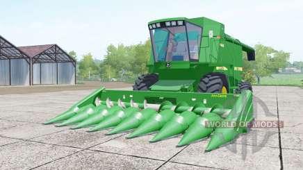 John Deere 9610 wheels selection for Farming Simulator 2017