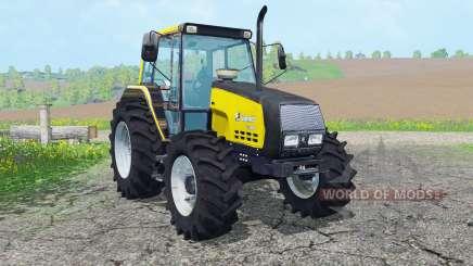 Valmet 6400 IC control for Farming Simulator 2015