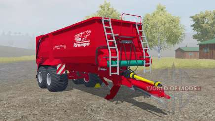 Krampe Bandit 750 change bodywork for Farming Simulator 2013