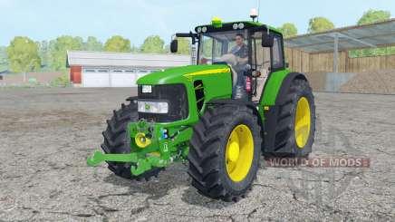 John Deere 7430 Premium animated elemenƫ for Farming Simulator 2015