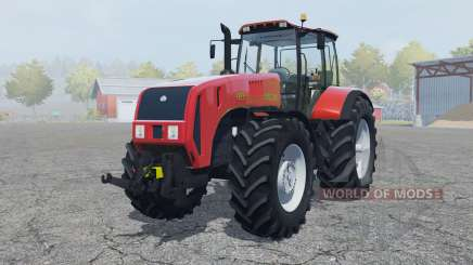 Belarus 3522 movable elements for Farming Simulator 2013