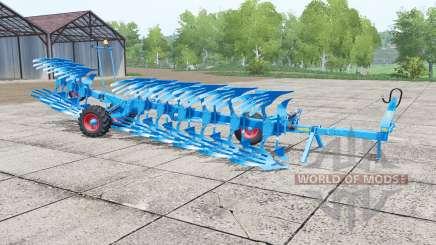 Lemken Titan 11 dynamic hoses for Farming Simulator 2017