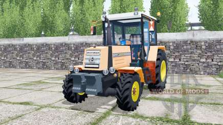 Fortschritt Zt 323-A wheels selection for Farming Simulator 2017