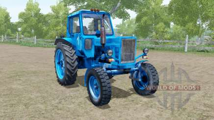 MTZ-80 Belaus for Farming Simulator 2017