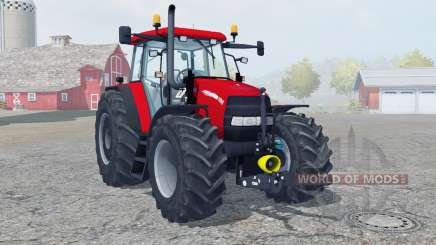 Case IH MXM180 Maxxum front loader for Farming Simulator 2013