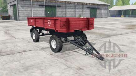 PTS-4 is moderately red color for Farming Simulator 2017