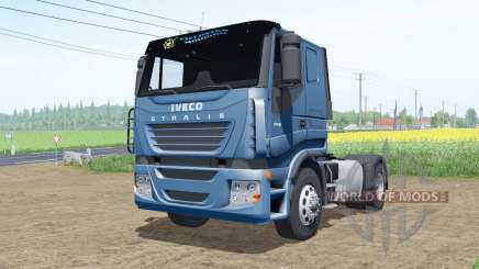 Iveco Stralis Low Cab for Farming Simulator 2017